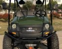 TrailMaster Taurus 450U EFI 4X4 Green Front