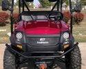 TrailMaster Taurus 450U EFI 4X4 Red Front
