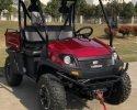 TrailMaster Taurus 450U EFI 4X4 Red RF