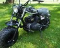 Trailmaster Mini Bike MB200 Black LF scaled